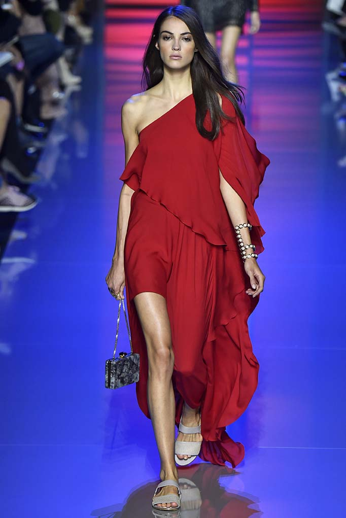 Elie Saab Paris RTW Spring Summer 2016 September-October 2015