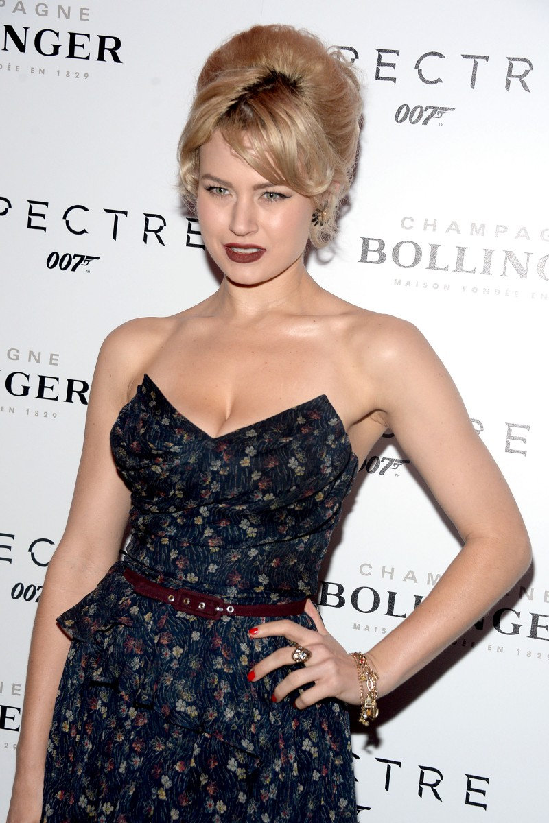 """Champagne Bollinger with The Cinema Society host a pre-release screening of """"Spectre"""""""