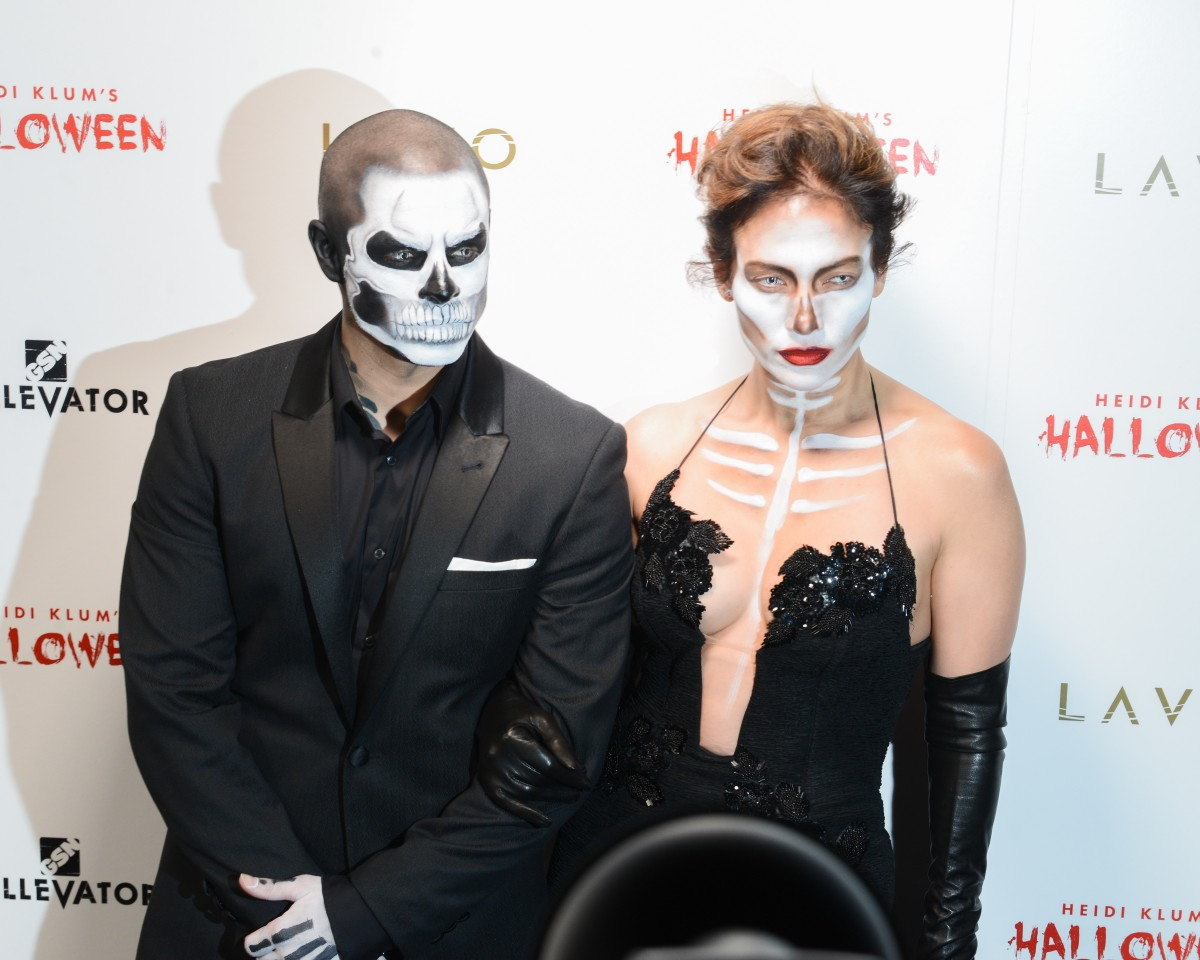 HEIDI KLUM'S 16TH ANNUAL HALLOWEEN PARTY: SPONSORED BY GSN'S HELLEVATOR & SVEDKA VODKA