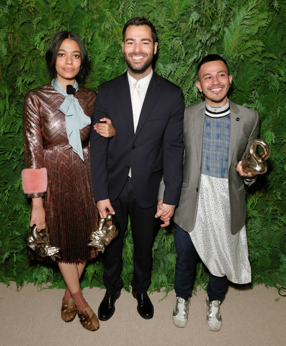 THE TWELFTH ANNUAL CFDA/VOGUE FASHION FUND AWARDS