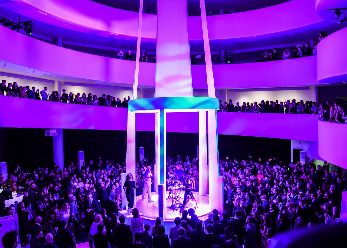 2015 GUGGENHEIM INTERNATIONAL GALA: PRE-PARTY MADE POSSIBLE BY DIOR