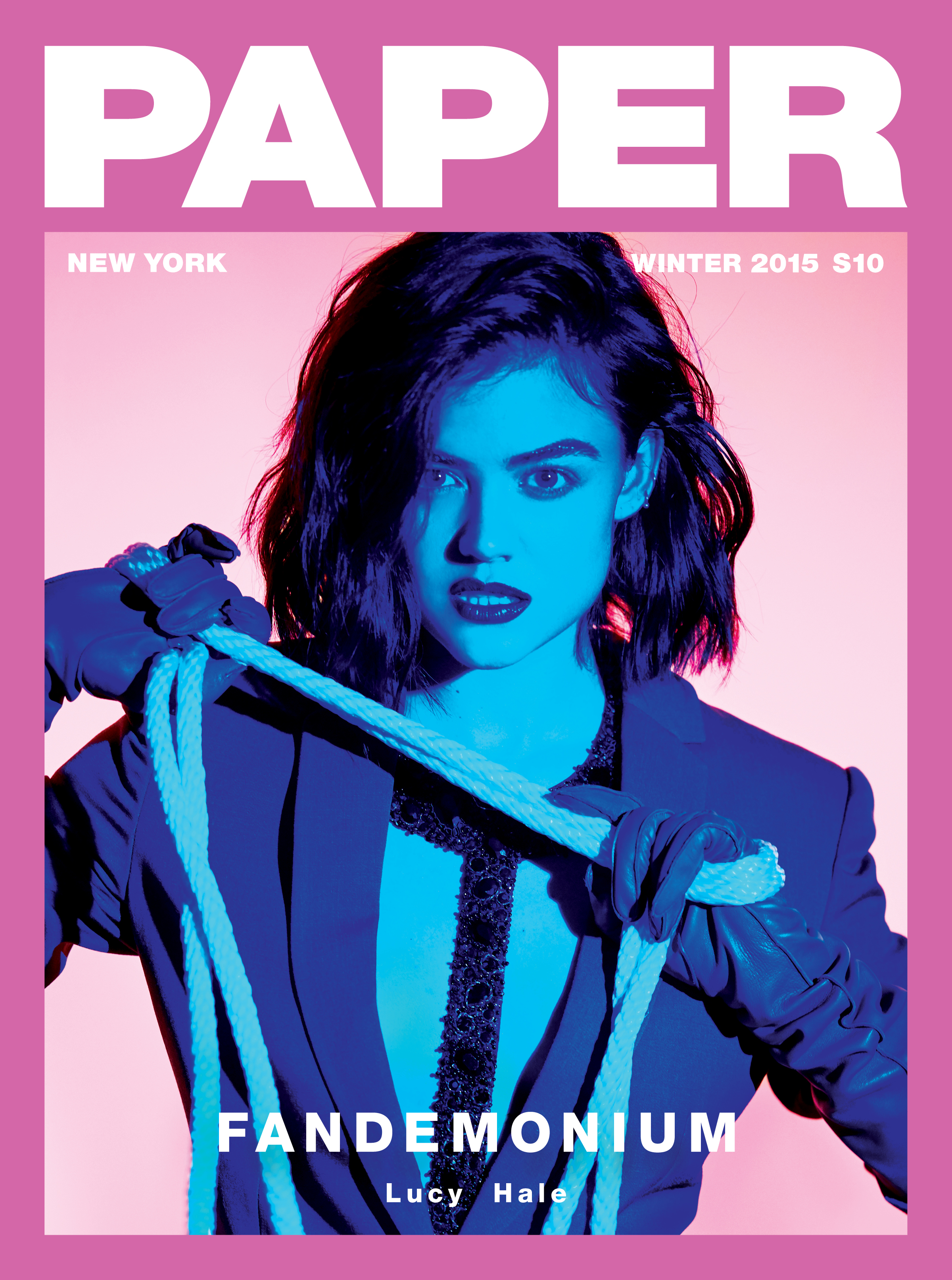 Neville Jacobs Scores Paper Magazine Cover - Daily Front Row