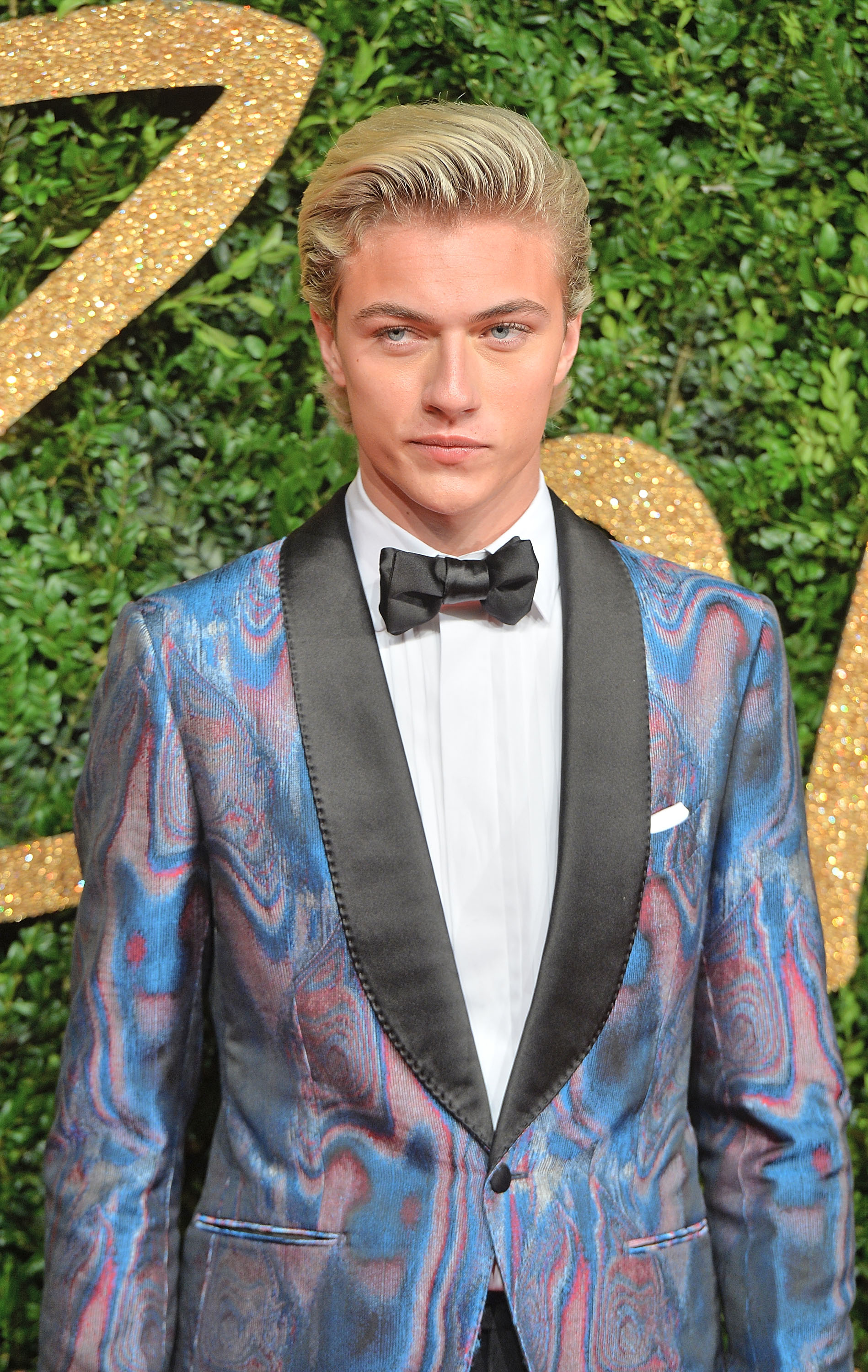 It S Good To Be Lucky Blue Smith Daily Front Row