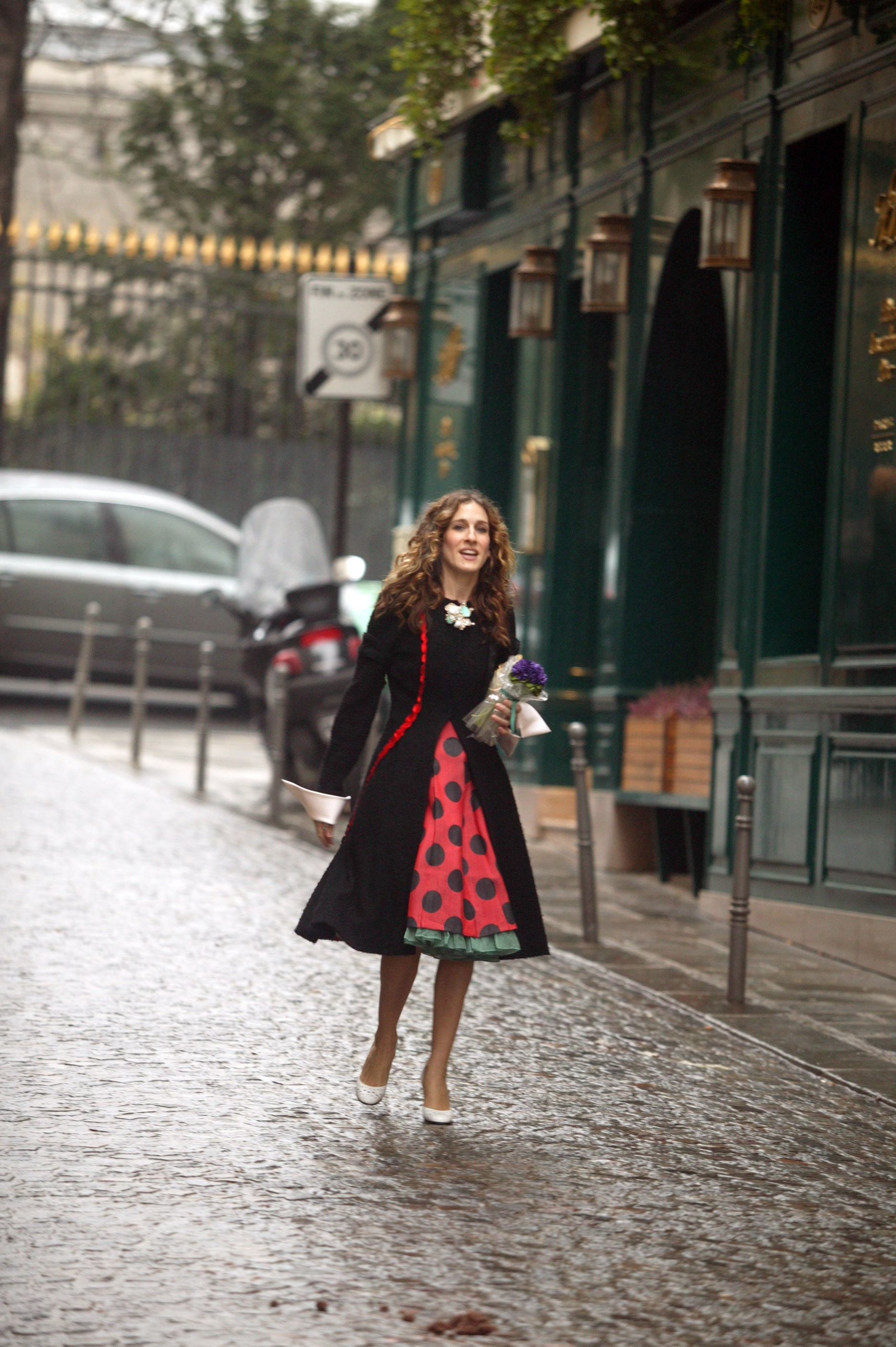 Sex And The City, Sarah Jessica Parker, An American Girl In Paris Part Deux -2805