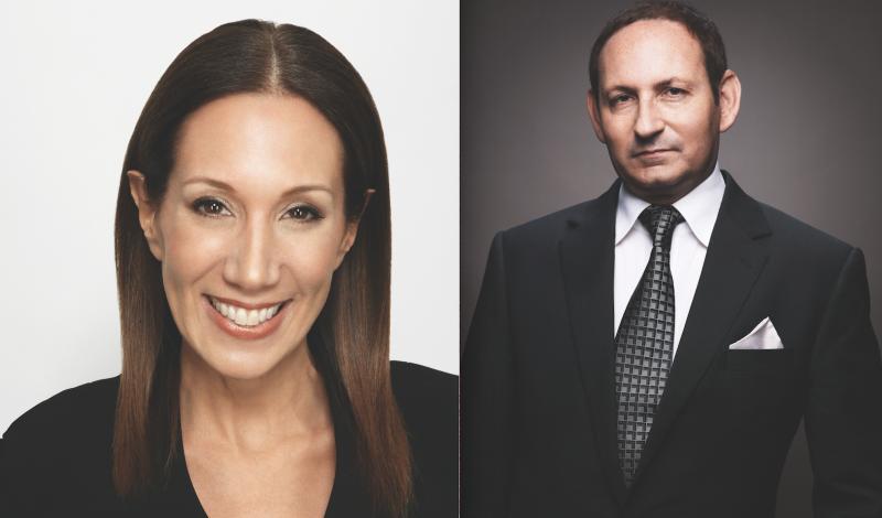 Estée Lauder Promotes John Demsey and Jane Hertzmark Hudis - Daily Front Row