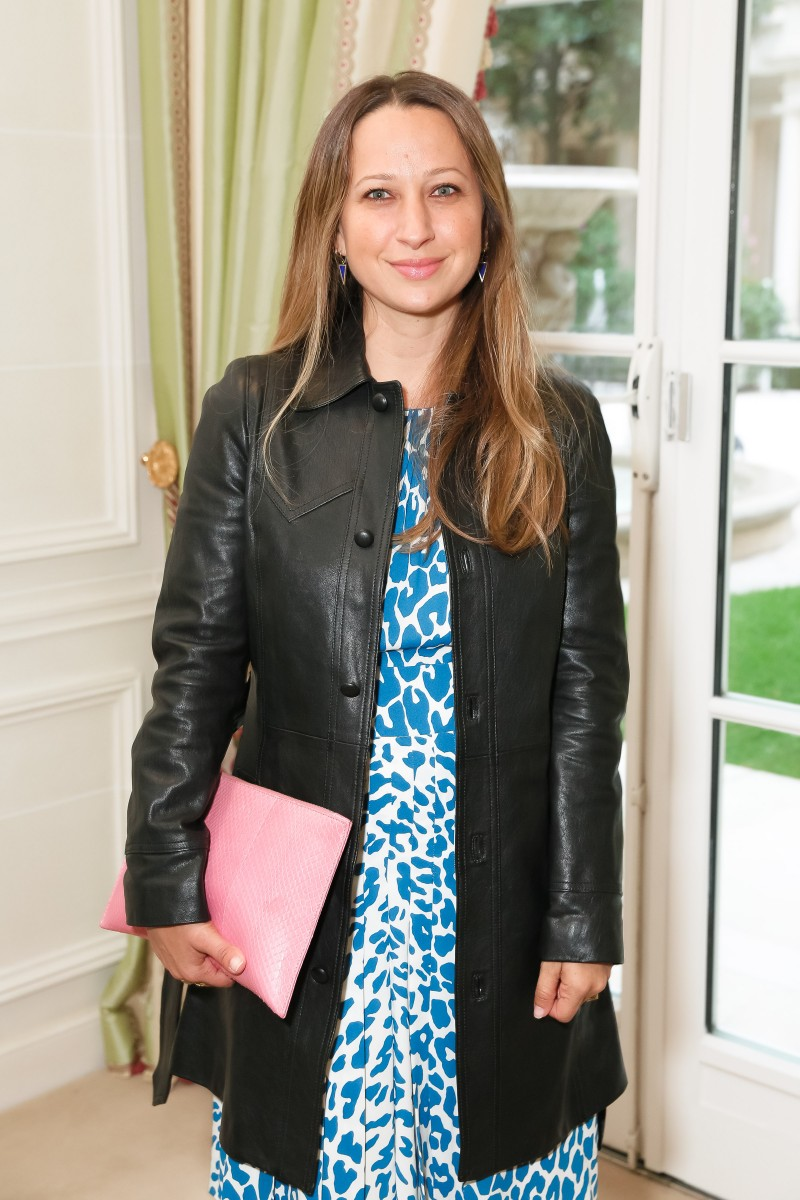 Miroslava Duma and Natalia Vodianova and The Naked Heart Foundation Host: A COCKTAIL IN SUPPORT OF YOUNG DESIGN TALENTS