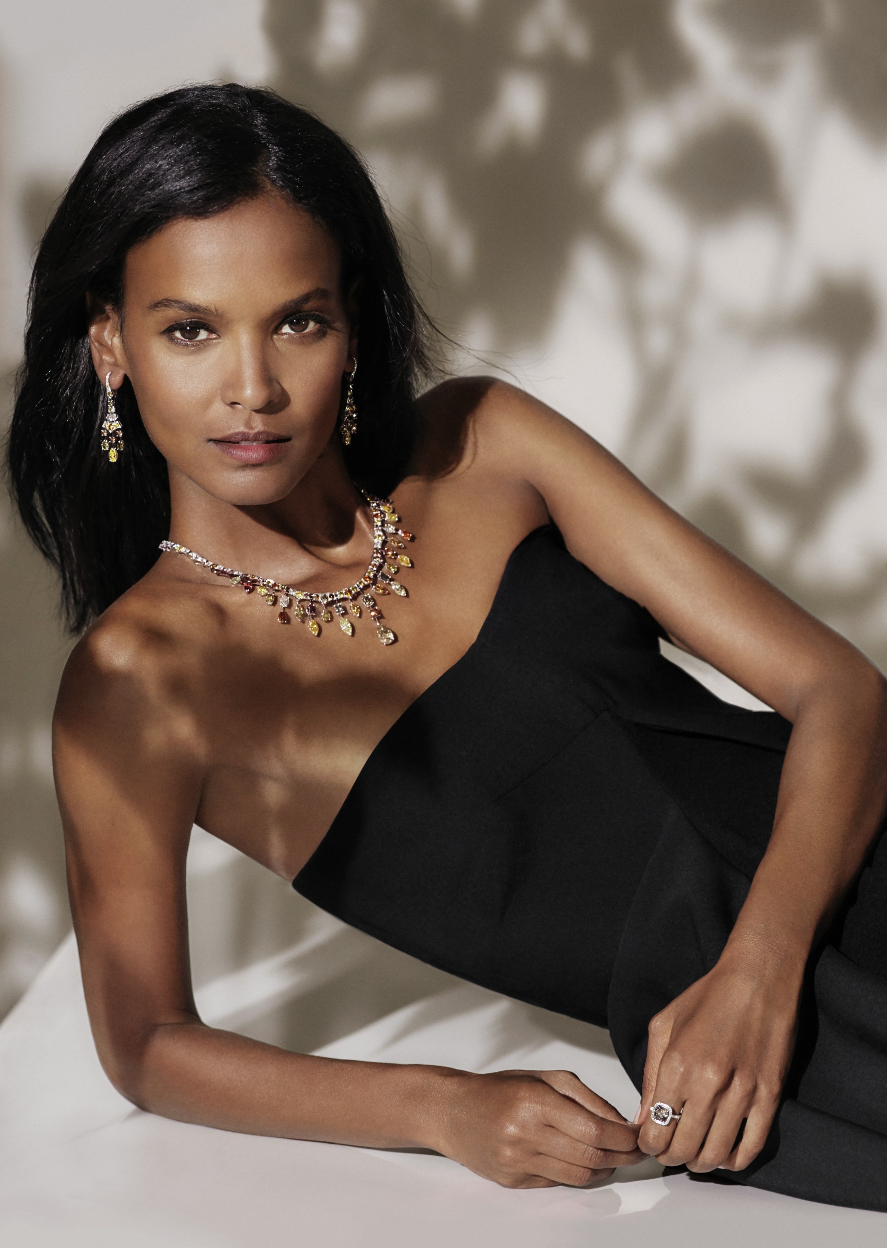 Liya Kebede On Life Modeling And Diamonds