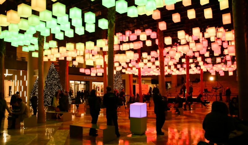 Luminaries NYC at BROOKFIELD PLACE