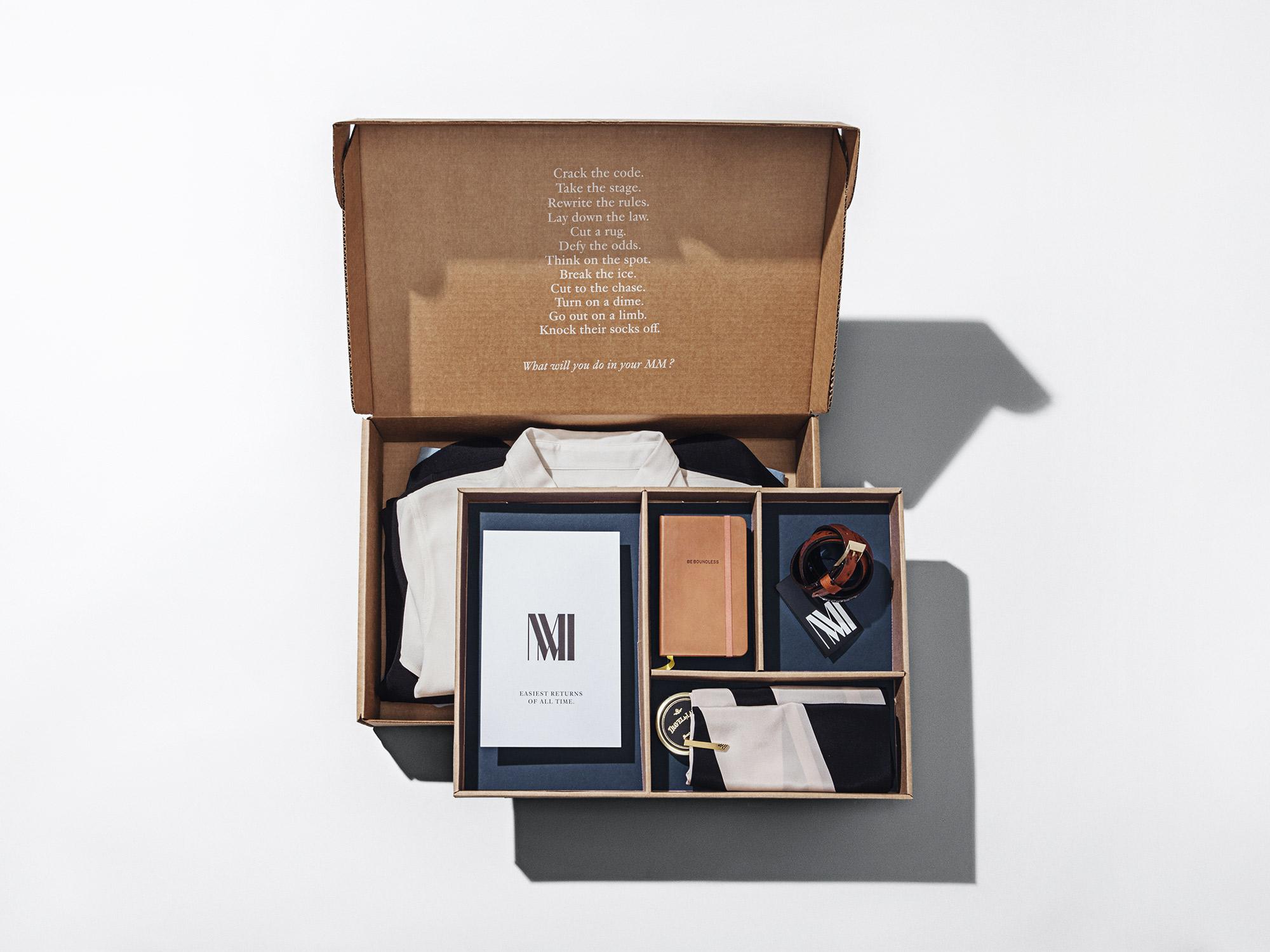 Mm Lafleur Reimagines E Commerce With A Bento Box Daily