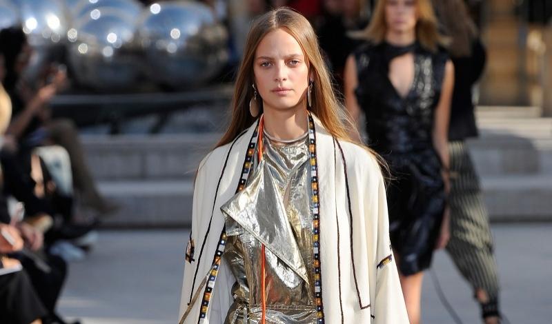 Isabel Marant SS16 / Paris Fashion Week