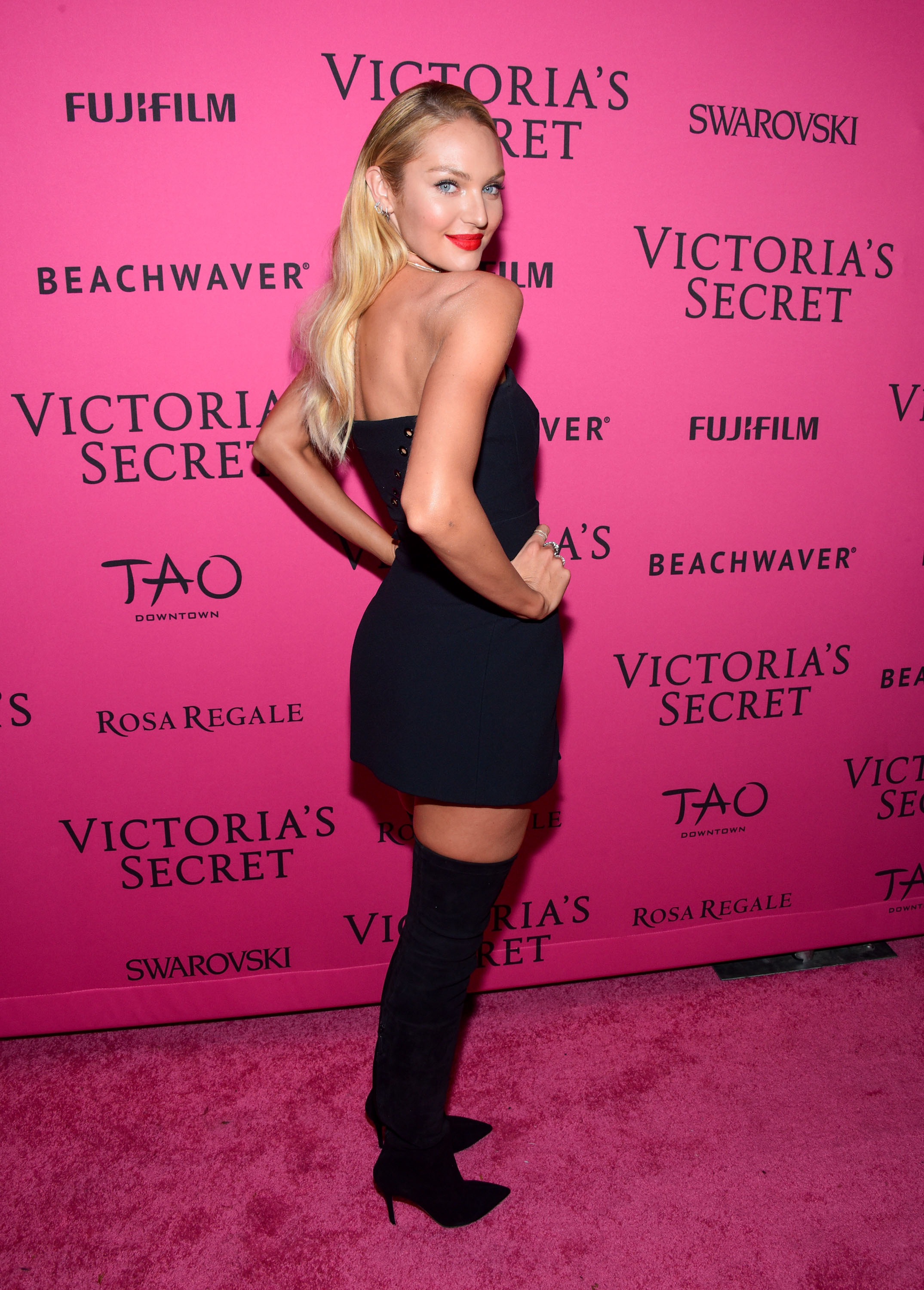 Exclusive: The VS Angels Divulge Their Ultimate Dream Girl foto