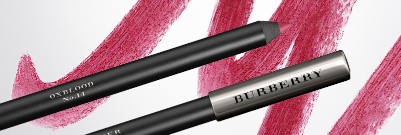 Burberry Lip Definer Lip Shaping Pencil in Oxblood