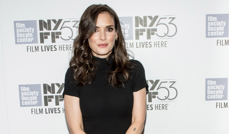 "NEW YORK, NY - OCTOBER 06:  Actresss Winona Ryder attends the 53rd New York Film Festival premiere of ""Experimenter"" at Alice Tully Hall on October 6, 2015 in New York City.  (Photo by Steven A Henry/WireImage)"
