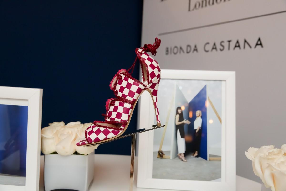 L.K. BENNETT x BIONDA CASTANA : LAUNCH DINNER