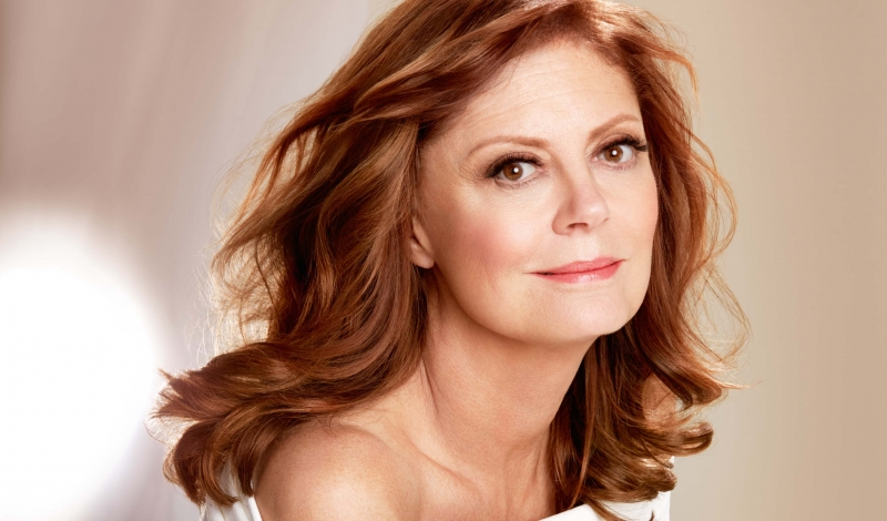 PHOTOS RP REVEAL SUSAN SARANDON - MARK ABRAHAMS 1