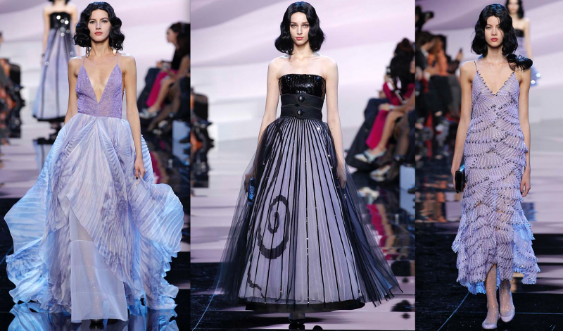 Giorgio armani haute couture spring 2016 daily front row for Haute couture houses 2016