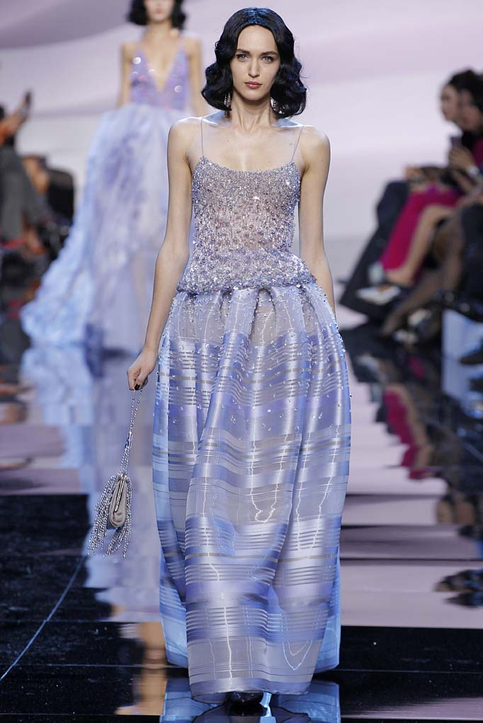Giorgio Armani Prive Paris Haute Couture Spring Summer 2016 January 2016