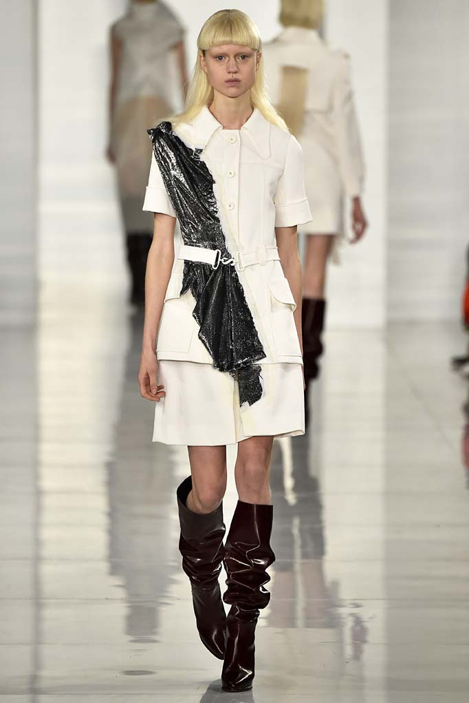 maison margiela haute couture summer 2016 january 2016 daily front row