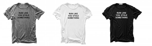 run like you stole something - all 3