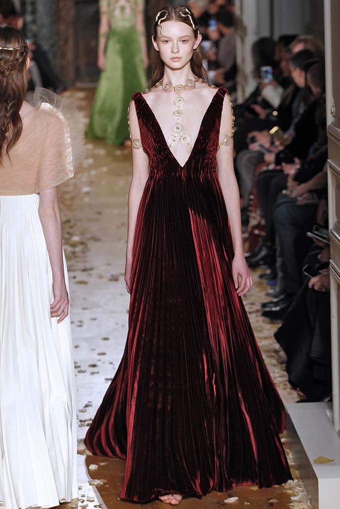 Valentino Paris Haute Couture Spring Summer 2016 January 2016