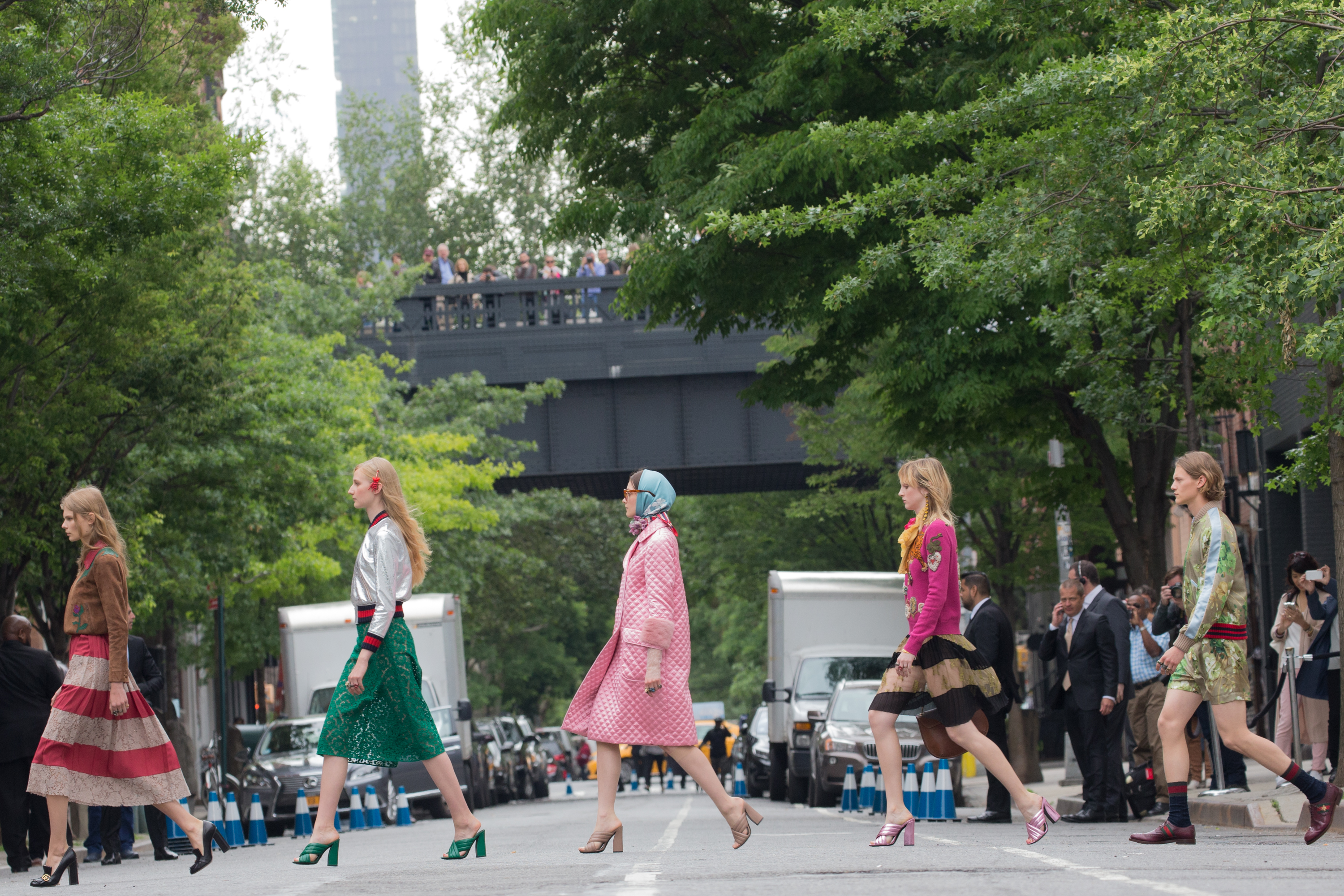 Fashion style Gucci to host Cruise 2019 show at ancient site of Alyscamps for girls