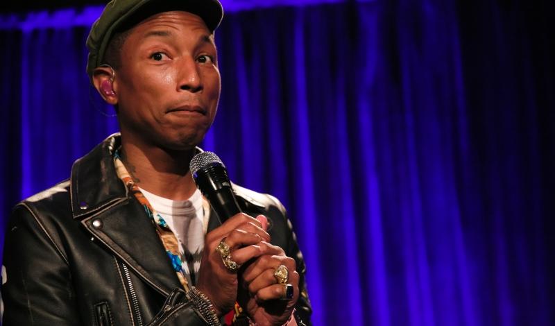 Pharrell Williams, (Performance)