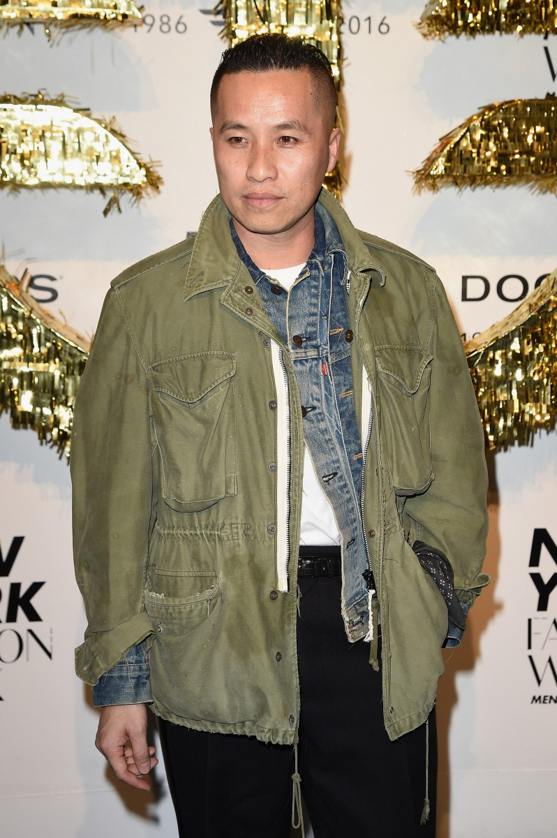 Dockers x CFDA NYFWM Opening Party – New York Fashion Week Men's Fall/Winter 2016 – Opening Event