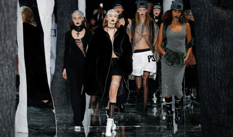 FENTY PUMA by Rihanna AW16 Collection - Runway - Fall 2016 New York Fashion Week