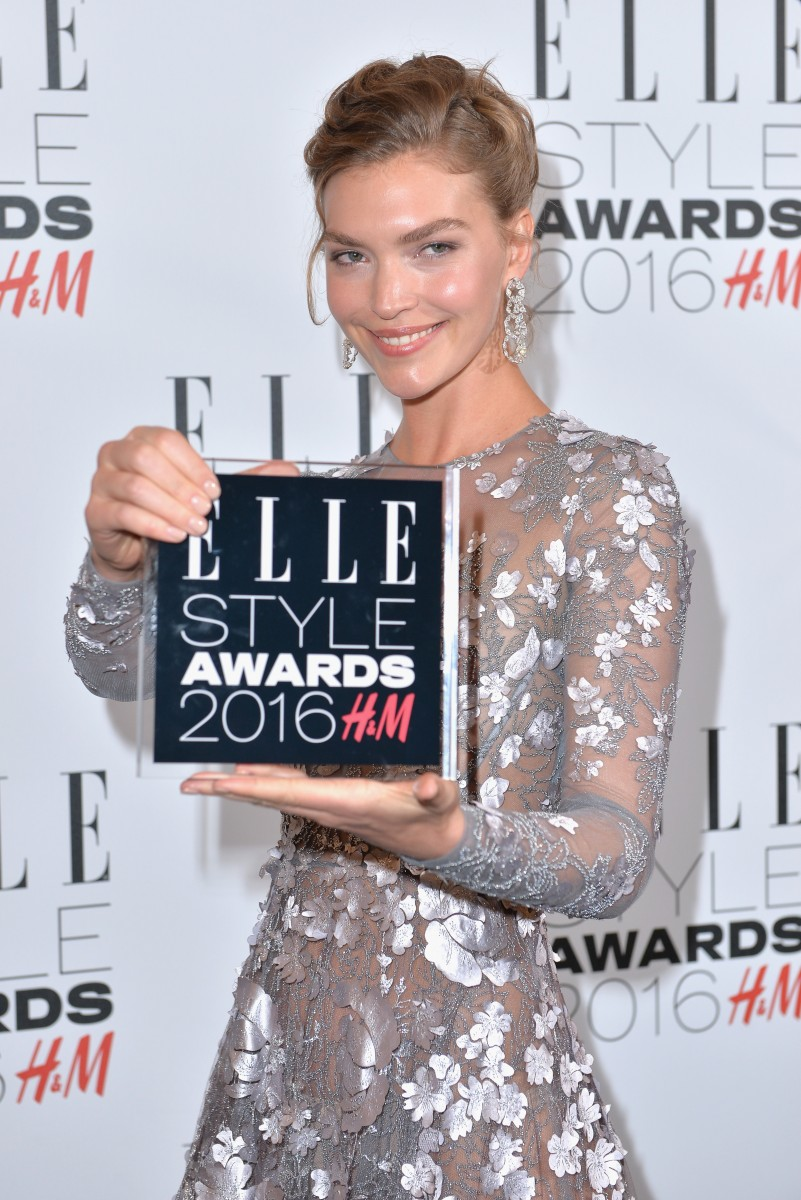 Elle Style Awards 2016 – Winners Room