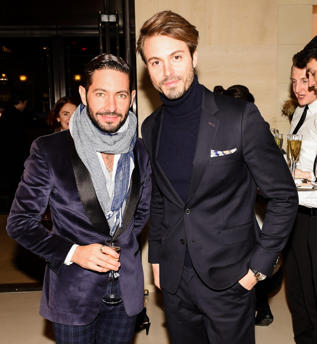 Louis Vuitton Fifth Avenue Cocktail with Peter Marino