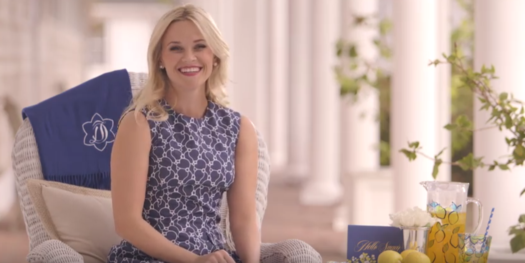 Reese Witherspoon Launched A Youtube Channel For Draper