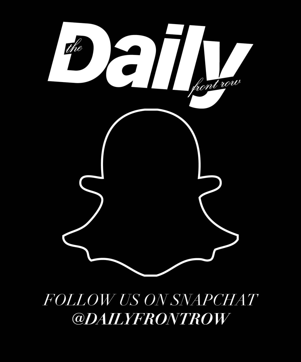 Follow us on Snapchat @dailyfrontrow