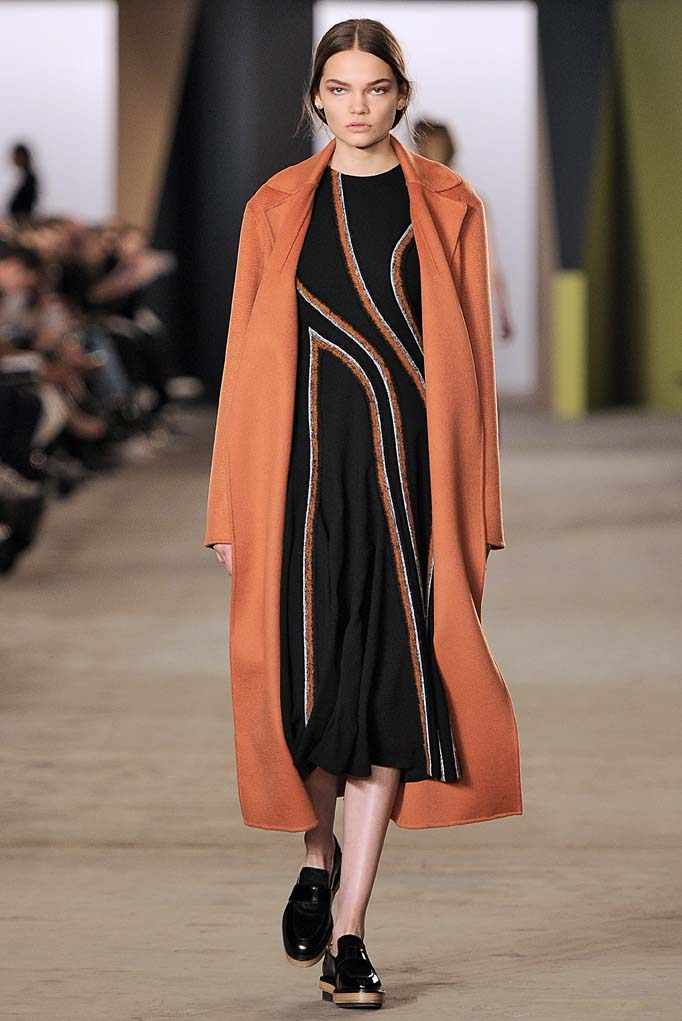 Boss New York RTW Fall Winter 2016 February 2016