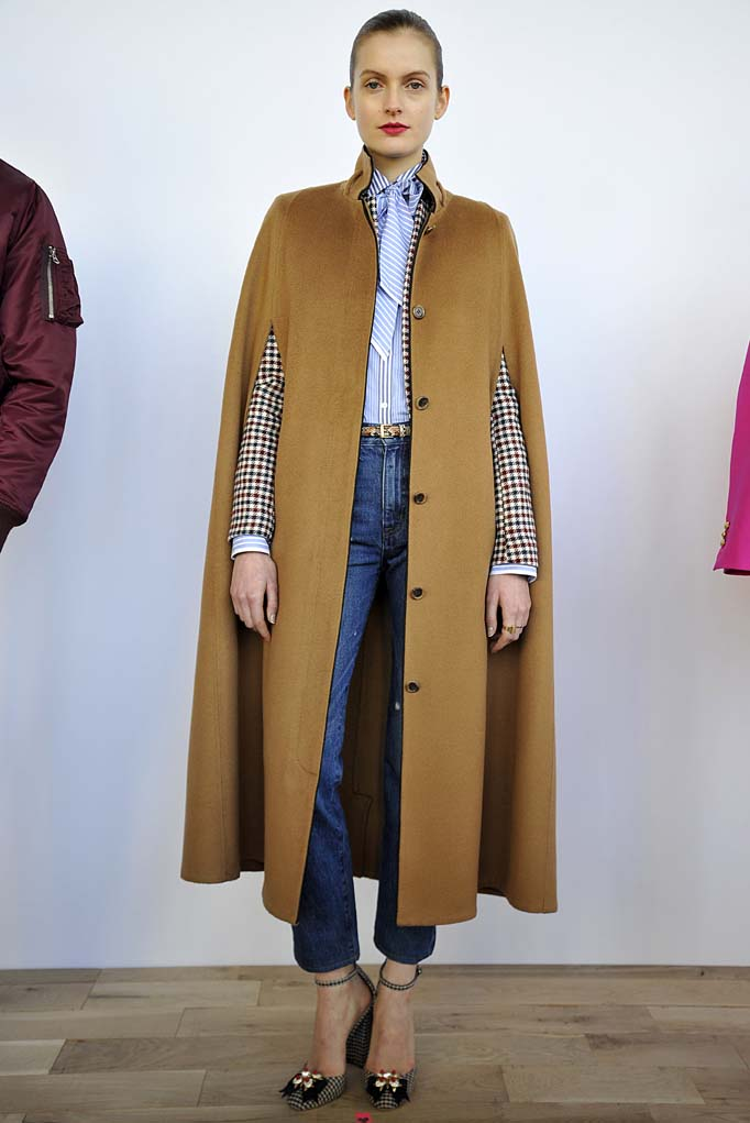 J Crew New York RTW Fall Winter 2016 February 2016