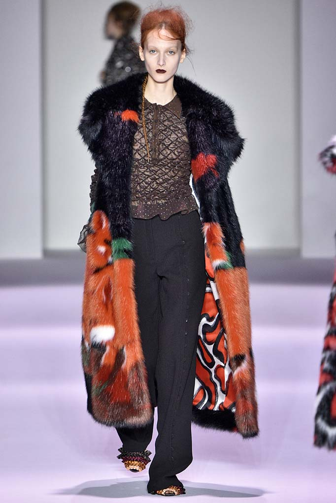 Marco De Vincenzo Milan RTW Fall Winter 2016 February 2016