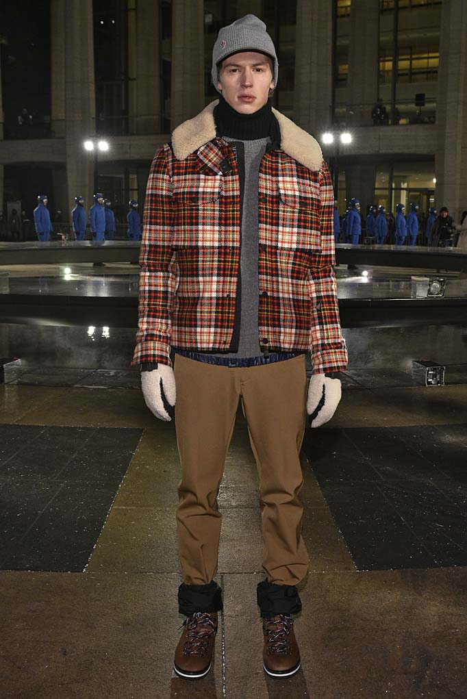 Moncler Grenoble New York RTW Fall Winter 2016 February 2016