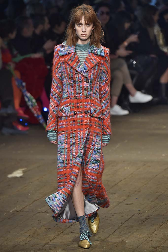 Missoni Milan RTW Fall Winter 2016 February 2016