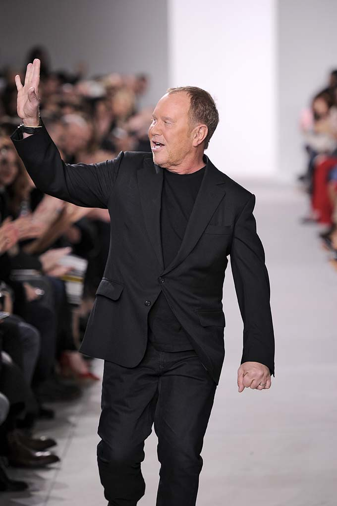 Michael Kors New York RTW Fall Winter 2016 February 2016