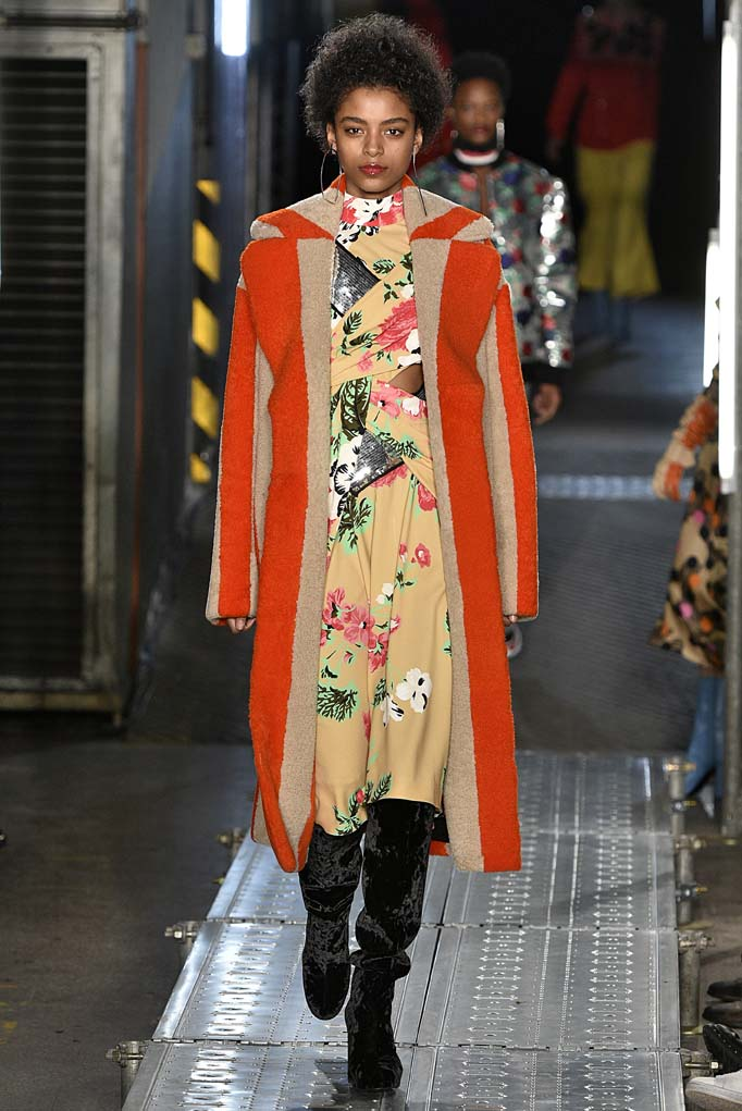 MSGM Milan RTW Fall Winter 2016 February 2016