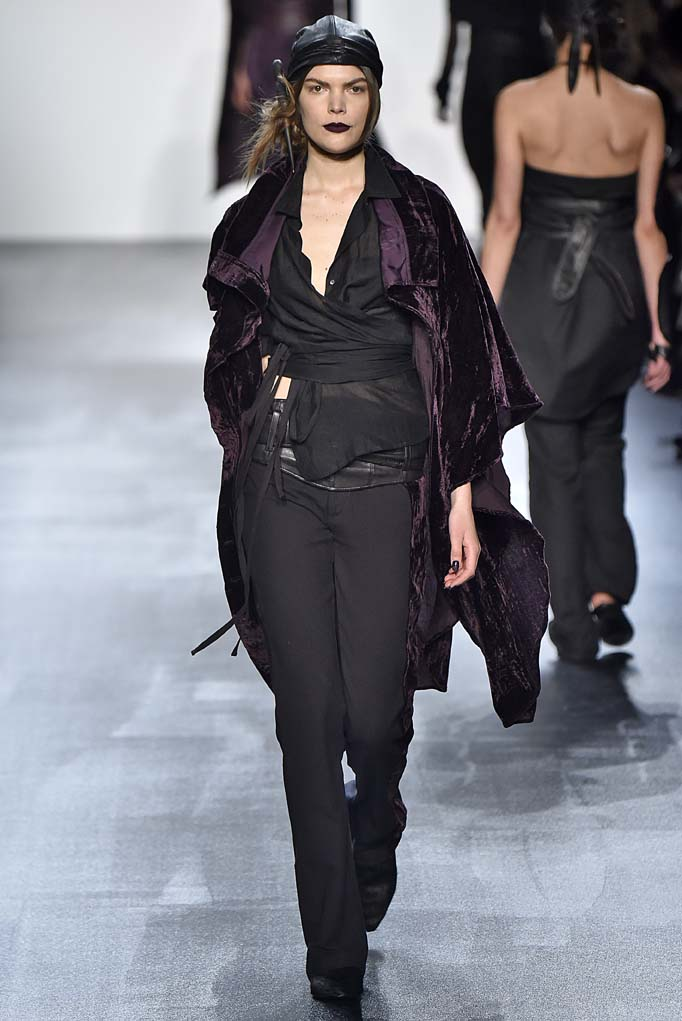 Nicholas K New York RTW Fall Winter 2016 February 2016