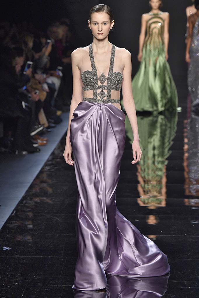 Reem Acra New York RTW Fall Winter 2016 February 2016