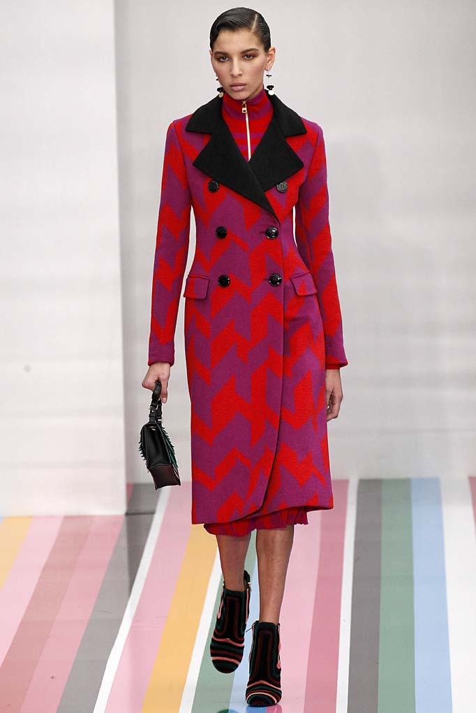 Salvatore Ferragamo Milan RTW Fall Winter 2016 February 2016