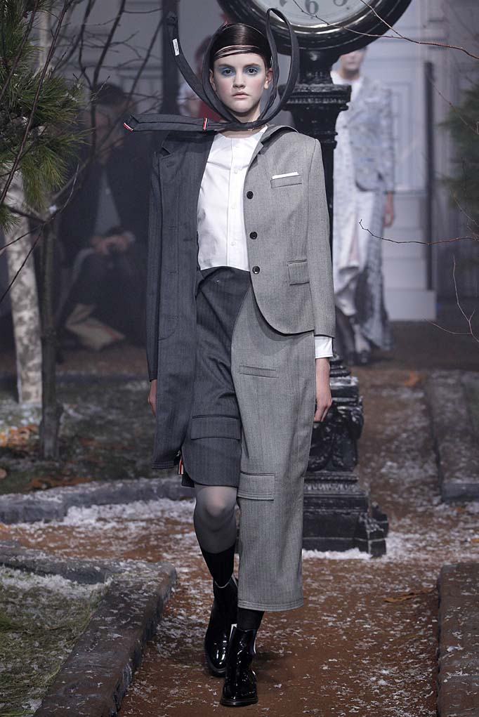 Thom Browne New York RTW Fall Winter 2016 February 2016