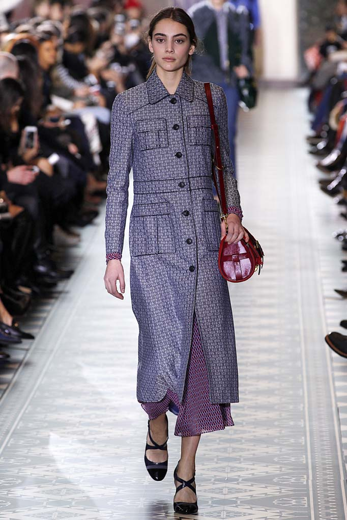Tory Burch New York RTW Fall Winter 2016 February 2016