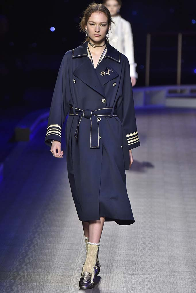 Tommy Hilfiger New York RTW Fall Winter 2016 February 2016