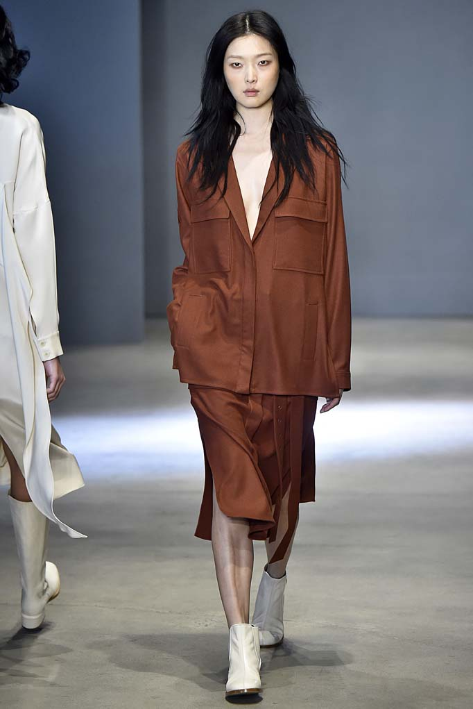Tibi New York RTW Fall Winter 2016 February 2016
