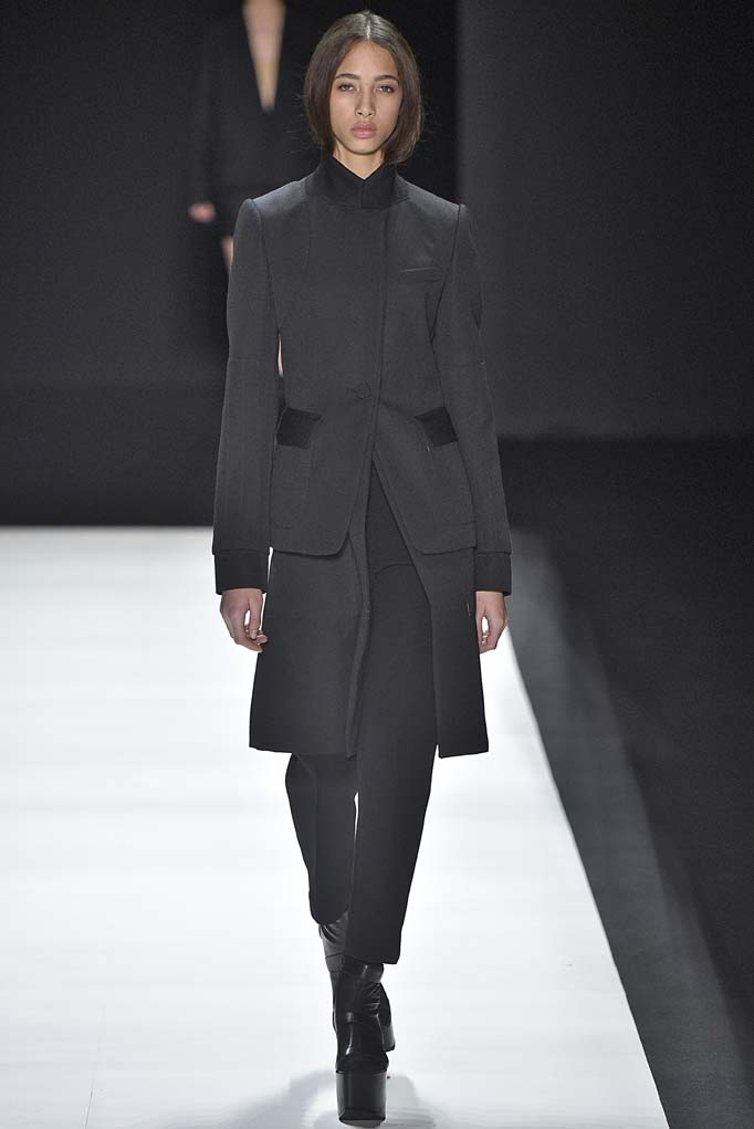 Vera Wang New York RTW Fall Winter 2016 February 2016