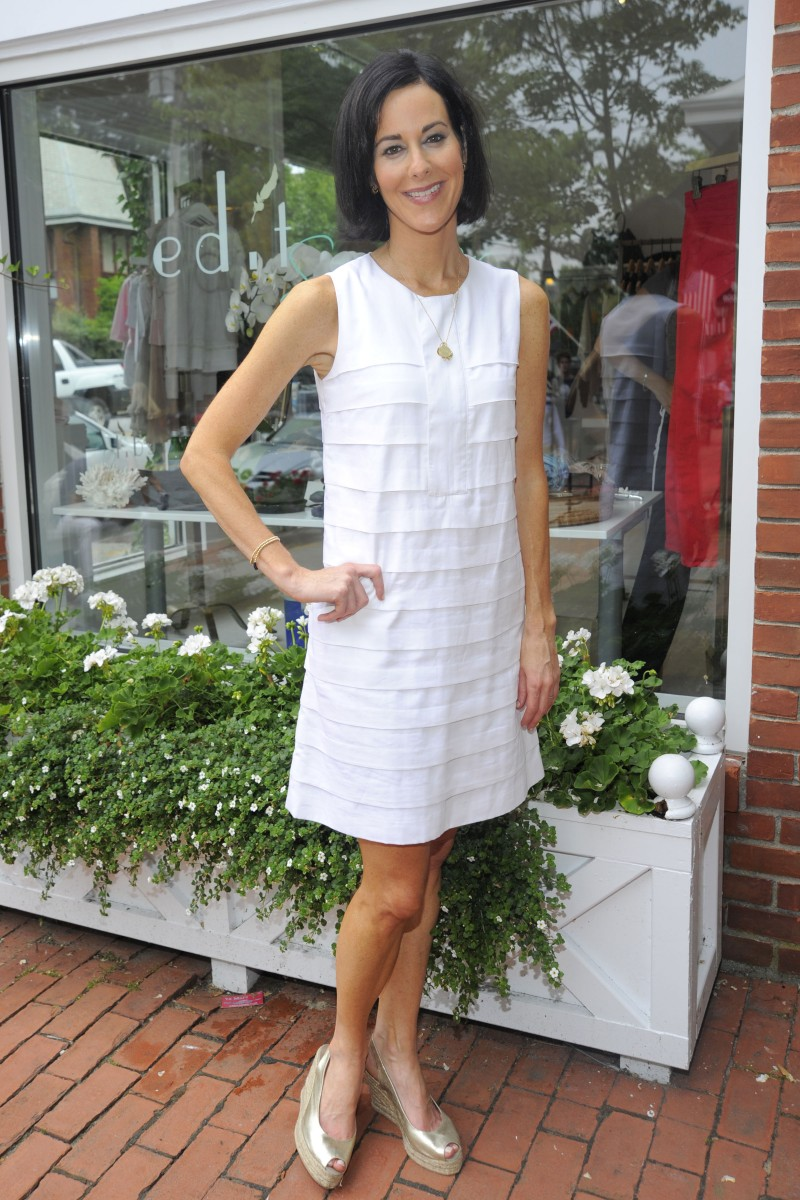 Punch Hutton== Trunk Show For PUNCH HUTTON Limited Edition Shift Dresses at EDIT== EDIT Summer Store, Southampton, NY== July 29, 2011== ©Patrick McMullan== Photo-Patrick McMullan/PatrickMcMullan.com== ==