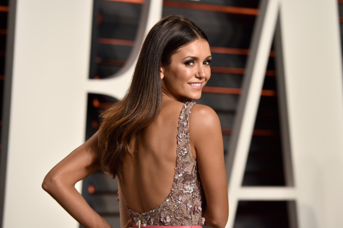 Nina Dobrev Is Covet Fashion S Newest Host Daily Front Row