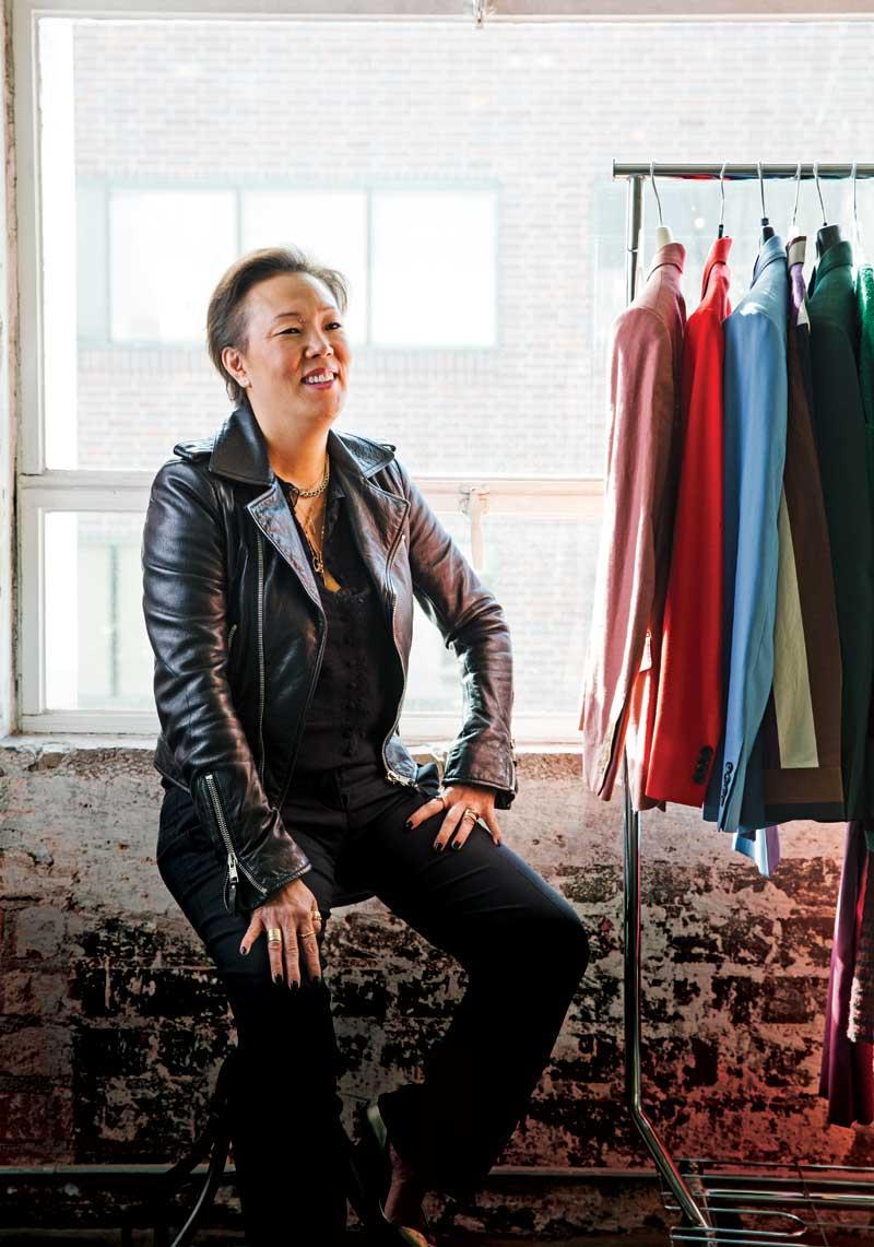 Jeanne Yang